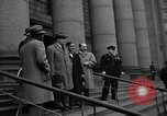 Image of Trial of 12 Communists under  Smith Act New York City USA, 1949, second 62 stock footage video 65675041853