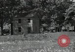Image of wooden houses North Carolina United States USA, 1934, second 15 stock footage video 65675041859