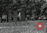 Image of wooden houses North Carolina United States USA, 1934, second 17 stock footage video 65675041859