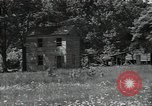 Image of wooden houses North Carolina United States USA, 1934, second 18 stock footage video 65675041859