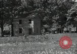Image of wooden houses North Carolina United States USA, 1934, second 19 stock footage video 65675041859