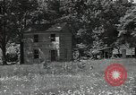 Image of wooden houses North Carolina United States USA, 1934, second 20 stock footage video 65675041859