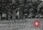 Image of wooden houses North Carolina United States USA, 1934, second 21 stock footage video 65675041859