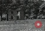 Image of wooden houses North Carolina United States USA, 1934, second 24 stock footage video 65675041859