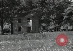 Image of wooden houses North Carolina United States USA, 1934, second 26 stock footage video 65675041859