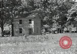 Image of wooden houses North Carolina United States USA, 1934, second 27 stock footage video 65675041859
