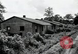 Image of wooden houses North Carolina United States USA, 1934, second 43 stock footage video 65675041859
