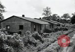 Image of wooden houses North Carolina United States USA, 1934, second 44 stock footage video 65675041859