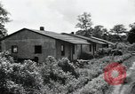 Image of wooden houses North Carolina United States USA, 1934, second 45 stock footage video 65675041859