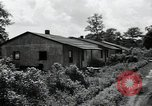Image of wooden houses North Carolina United States USA, 1934, second 46 stock footage video 65675041859