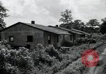 Image of wooden houses North Carolina United States USA, 1934, second 51 stock footage video 65675041859