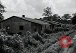 Image of wooden houses North Carolina United States USA, 1934, second 56 stock footage video 65675041859