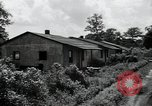 Image of wooden houses North Carolina United States USA, 1934, second 57 stock footage video 65675041859