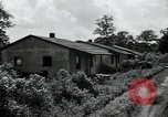 Image of wooden houses North Carolina United States USA, 1934, second 60 stock footage video 65675041859
