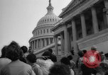 Image of Civil Rights Act nearing passage Washington DC USA, 1964, second 52 stock footage video 65675041871