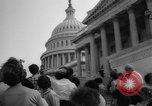 Image of Civil Rights Act nearing passage Washington DC USA, 1964, second 53 stock footage video 65675041871