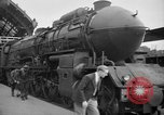Image of railway station Paris France, 1934, second 53 stock footage video 65675041877