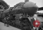 Image of railway station Paris France, 1934, second 54 stock footage video 65675041877