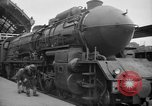 Image of railway station Paris France, 1934, second 55 stock footage video 65675041877