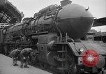 Image of railway station Paris France, 1934, second 57 stock footage video 65675041877