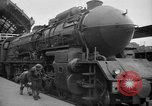 Image of railway station Paris France, 1934, second 58 stock footage video 65675041877