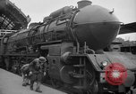Image of railway station Paris France, 1934, second 59 stock footage video 65675041877