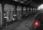 Image of railway station France, 1934, second 2 stock footage video 65675041882