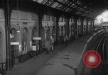 Image of railway station France, 1934, second 3 stock footage video 65675041882