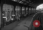 Image of railway station France, 1934, second 4 stock footage video 65675041882