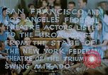 Image of Federal theater San Francisco California USA, 1939, second 4 stock footage video 65675041892