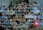 Image of Federal theater San Francisco California USA, 1939, second 6 stock footage video 65675041892