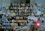 Image of Federal theater San Francisco California USA, 1939, second 10 stock footage video 65675041892