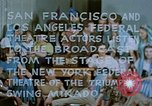 Image of Federal theater San Francisco California USA, 1939, second 14 stock footage video 65675041892
