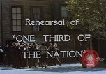 Image of Federal theater San Francisco California USA, 1939, second 34 stock footage video 65675041892
