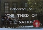 Image of Federal theater San Francisco California USA, 1939, second 36 stock footage video 65675041892
