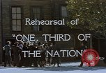 Image of Federal theater San Francisco California USA, 1939, second 37 stock footage video 65675041892