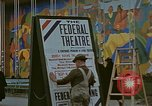 Image of Federal theater San Francisco California USA, 1939, second 44 stock footage video 65675041892