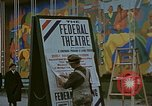 Image of Federal theater San Francisco California USA, 1939, second 45 stock footage video 65675041892