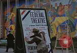 Image of Federal theater San Francisco California USA, 1939, second 52 stock footage video 65675041892