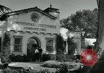 Image of Universal Picture Company Hollywood Los Angeles California USA, 1938, second 3 stock footage video 65675041905
