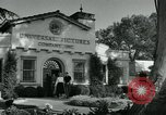 Image of Universal Picture Company Hollywood Los Angeles California USA, 1938, second 4 stock footage video 65675041905