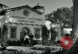Image of Universal Picture Company Hollywood Los Angeles California USA, 1938, second 5 stock footage video 65675041905