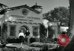 Image of Universal Picture Company Hollywood Los Angeles California USA, 1938, second 7 stock footage video 65675041905