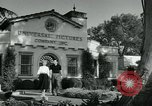 Image of Universal Picture Company Hollywood Los Angeles California USA, 1938, second 8 stock footage video 65675041905