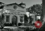 Image of Universal Picture Company Hollywood Los Angeles California USA, 1938, second 14 stock footage video 65675041905