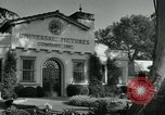 Image of Universal Picture Company Hollywood Los Angeles California USA, 1938, second 15 stock footage video 65675041905