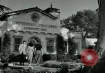 Image of Universal Picture Company Hollywood Los Angeles California USA, 1938, second 34 stock footage video 65675041905
