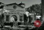 Image of Universal Picture Company Hollywood Los Angeles California USA, 1938, second 35 stock footage video 65675041905