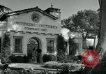 Image of Universal Picture Company Hollywood Los Angeles California USA, 1938, second 38 stock footage video 65675041905