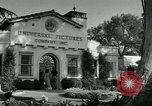 Image of Universal Picture Company Hollywood Los Angeles California USA, 1938, second 39 stock footage video 65675041905